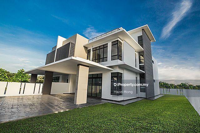Newly completed nr Bandar Puteri Klang, Bandar Puteri Klang