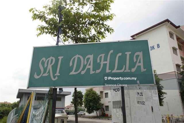 Sri Dahlia, Bandar Puteri, Puchong