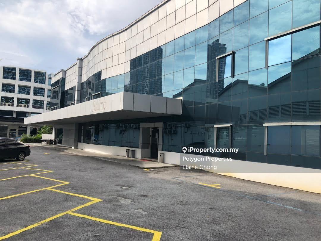 Enbloc building, Furnished, 90 carpark, Petaling Jaya