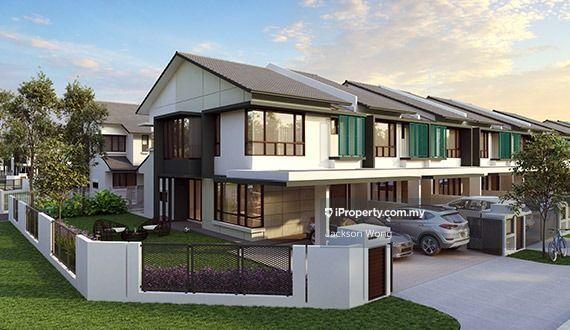 """Last 2 Units""New Double Sty Corner House For Sale, Batang Kali"