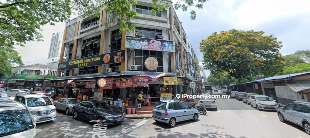[CORNER] Menjalara Business Center, Ground floor, Bandar Sri Menjalara, Kepong, kepong, Bandar Menjalara