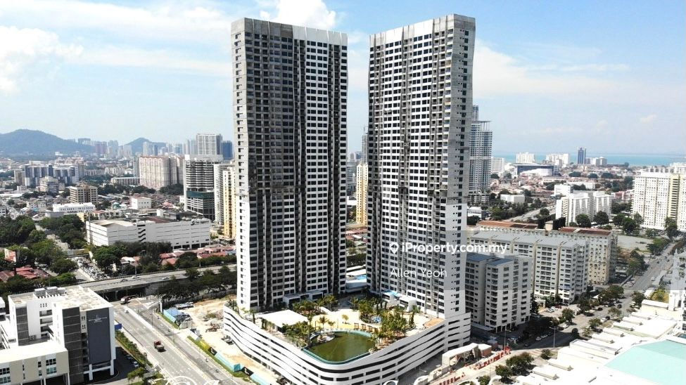 3 Residence, Jelutong