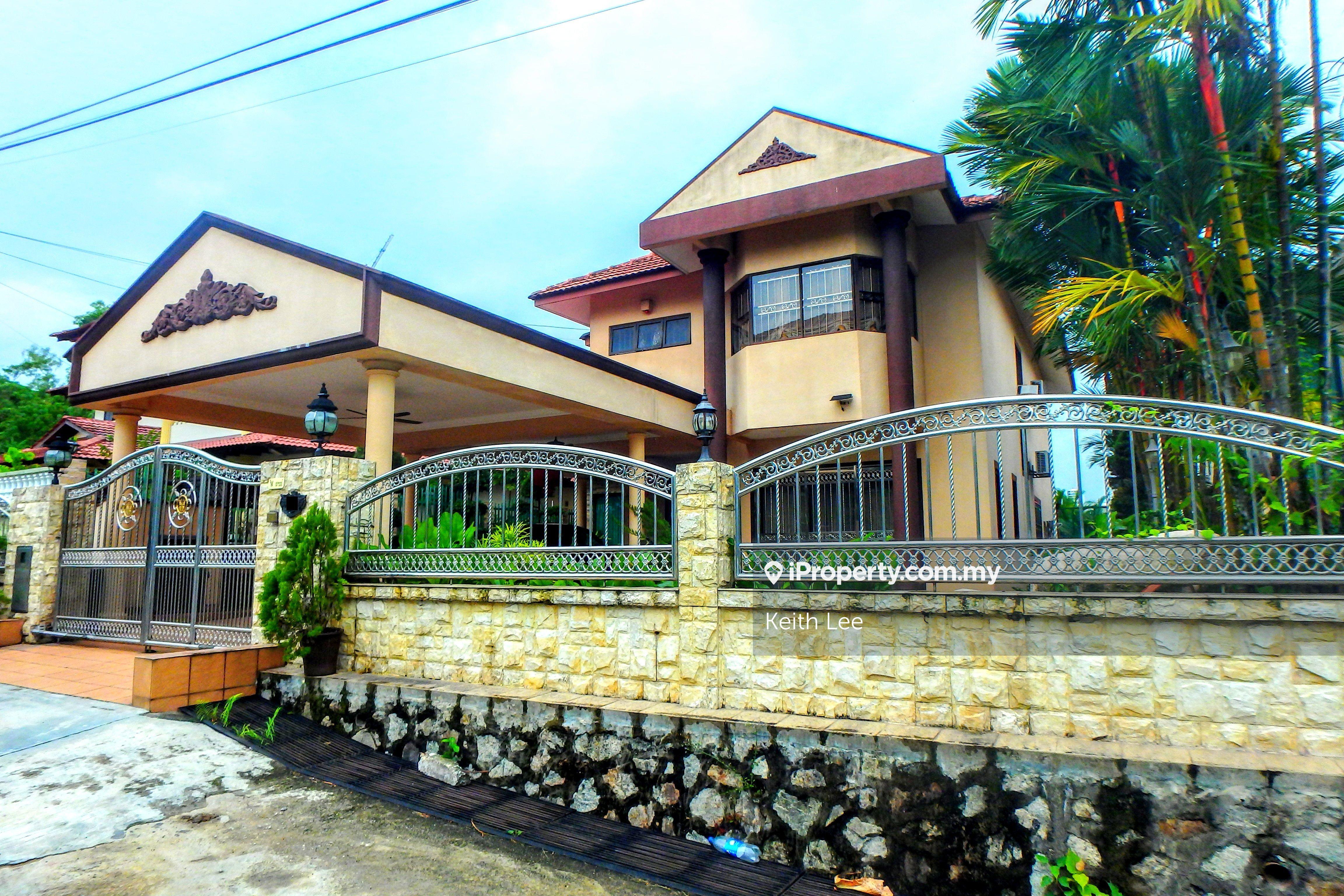 2Sty BUNGALOW House,Taman Anggerik Villa,Kajang, Kajang
