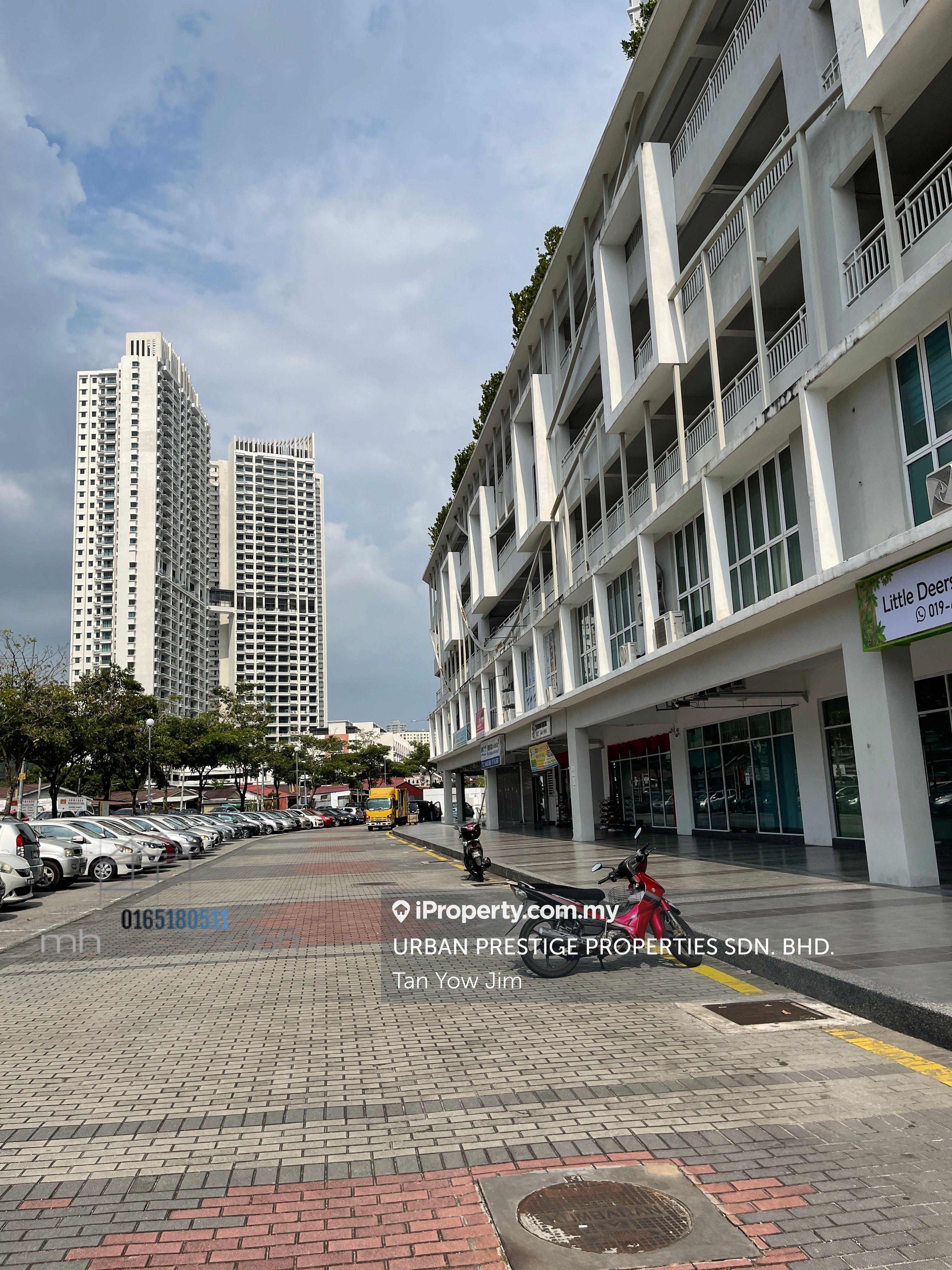 Garden Villes G floor & first floor Shoplot Sungai Ara, Sungai Ara