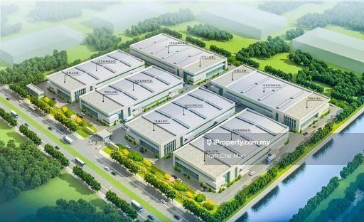 Puncak Alam Industrial Land Business Park, Industrial Land Business Park, Puncak Alam, Bandar Puncak Alam