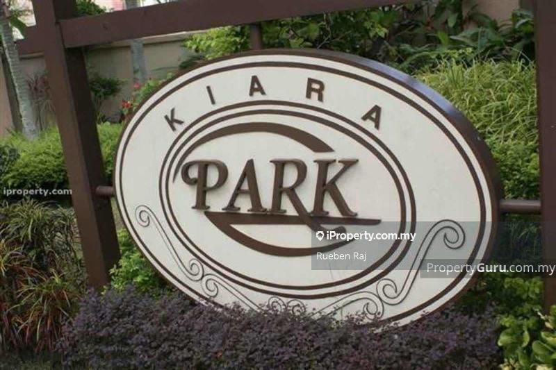 Kiara Park, Taman Tun Dr Ismail