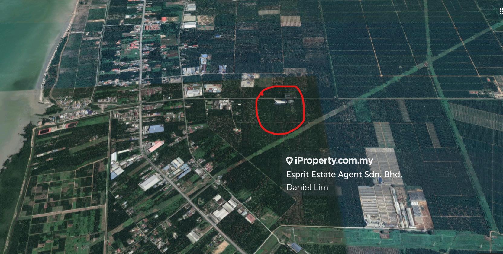 农业地 出售 7.056 acres AGRICULTURE LAND , Kapar, Kuala Selangor, Jeram