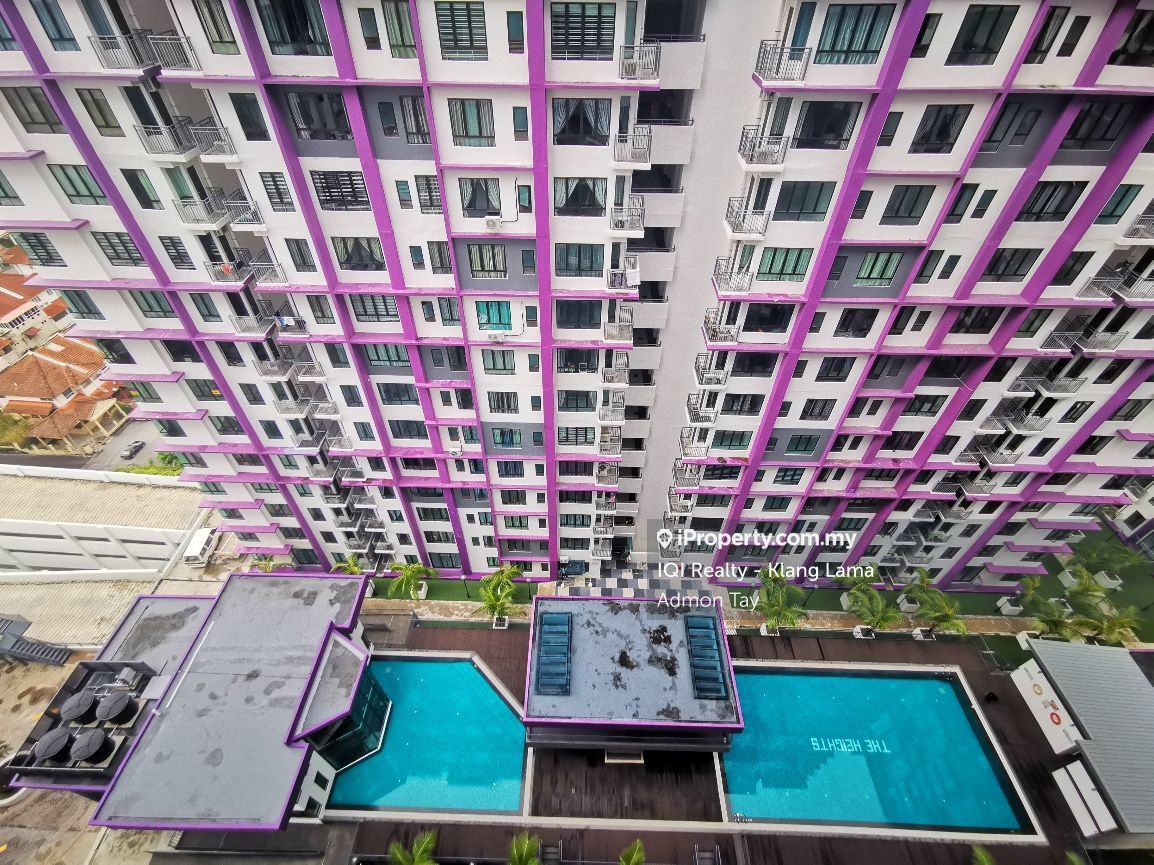 The Heights Residence, Ayer Keroh