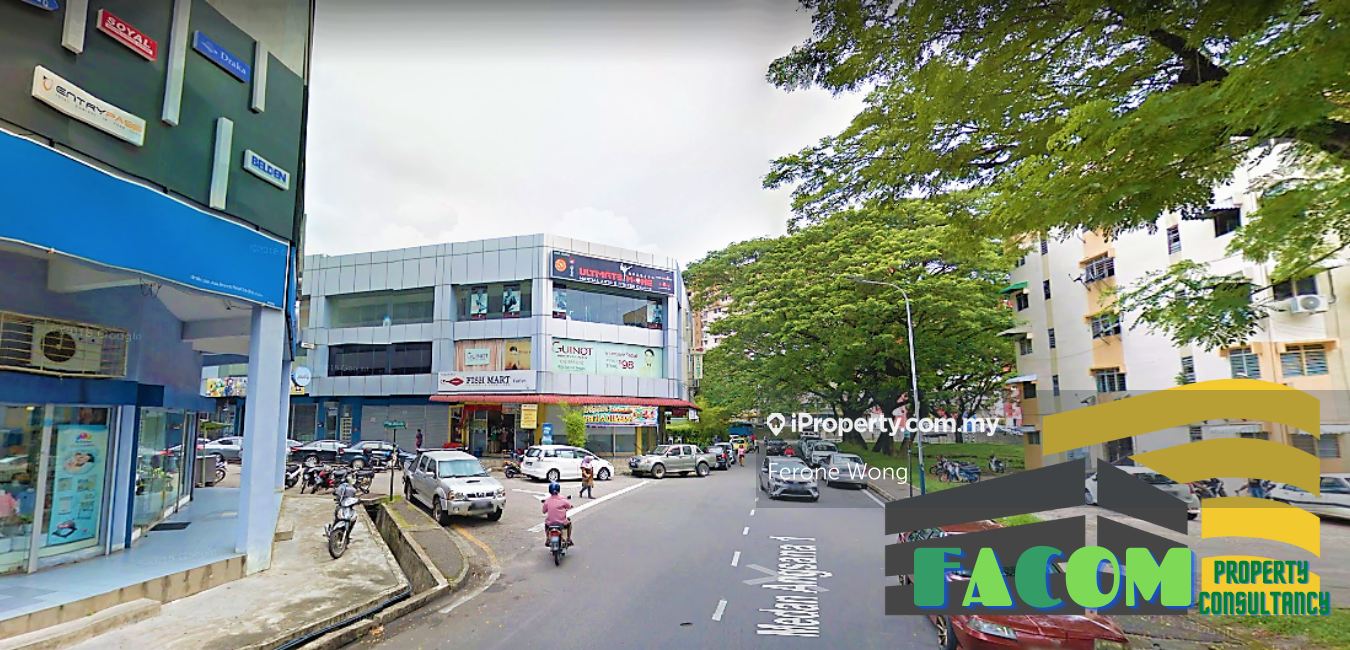 3 Storey Shop Lot @ Farlim Business Centre, Ayer Itam