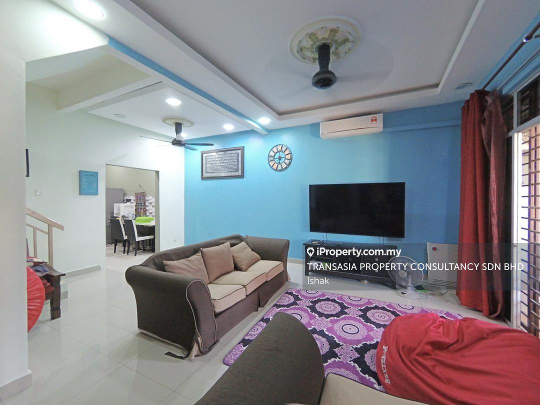DEPO FLEXIBLE 2 Storey Terrace House Sri Pristana , Saujana Utama