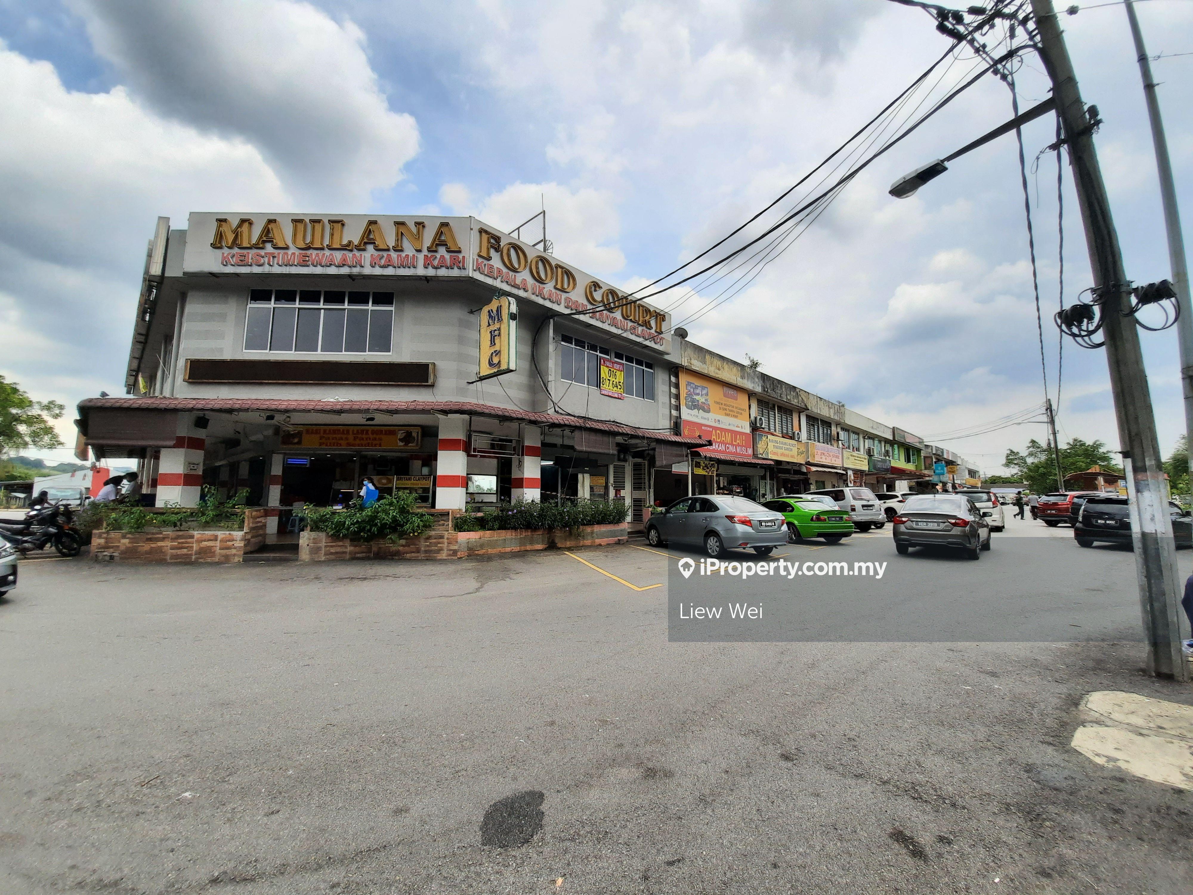 2 Storey Corner Shop lot, Taman Sri Serdang, Taman Sri Serdang, Serdang