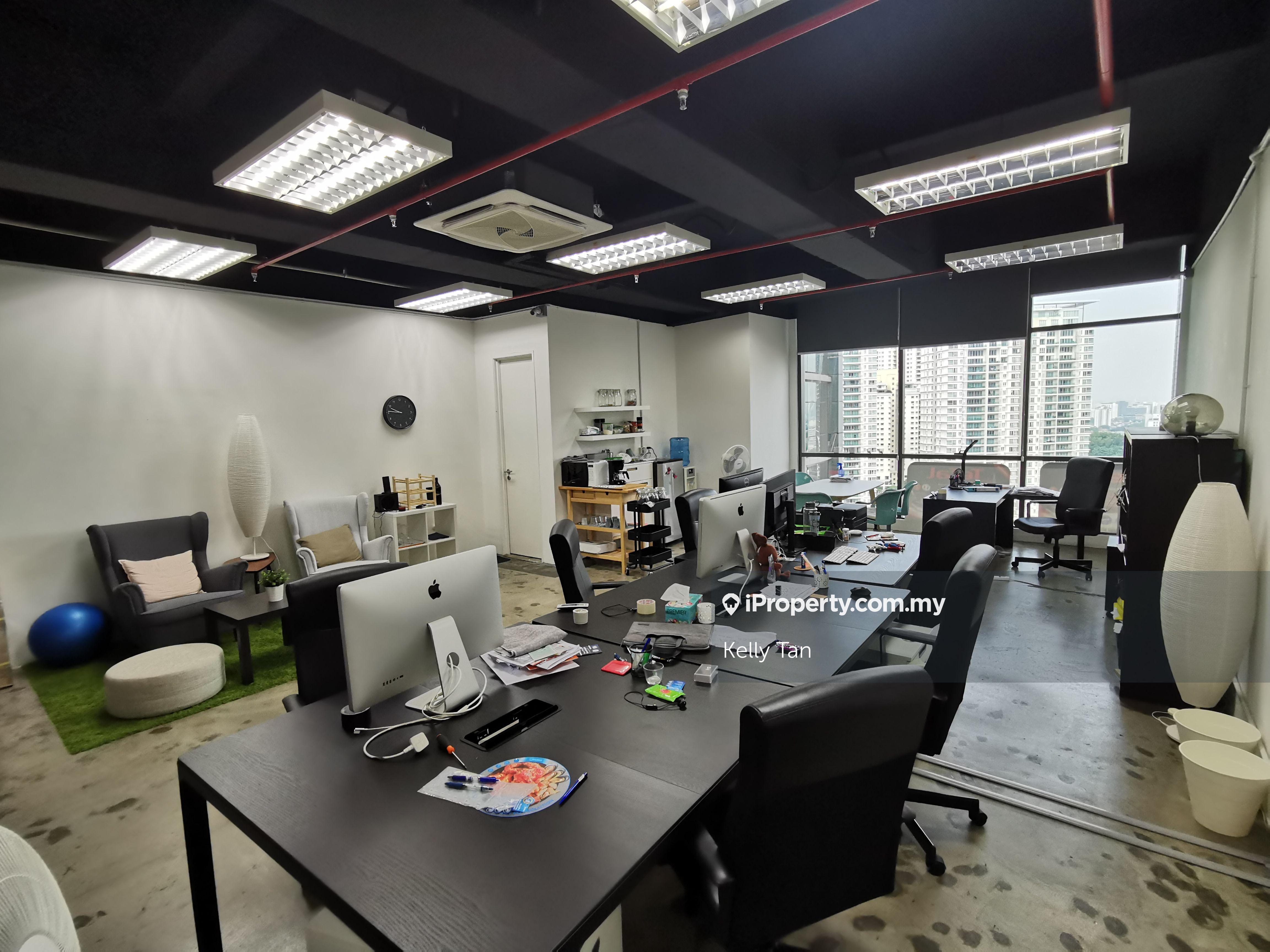 Vertical Business Suites, Bangsar South, Kampung Kerinchi (Bangsar South)