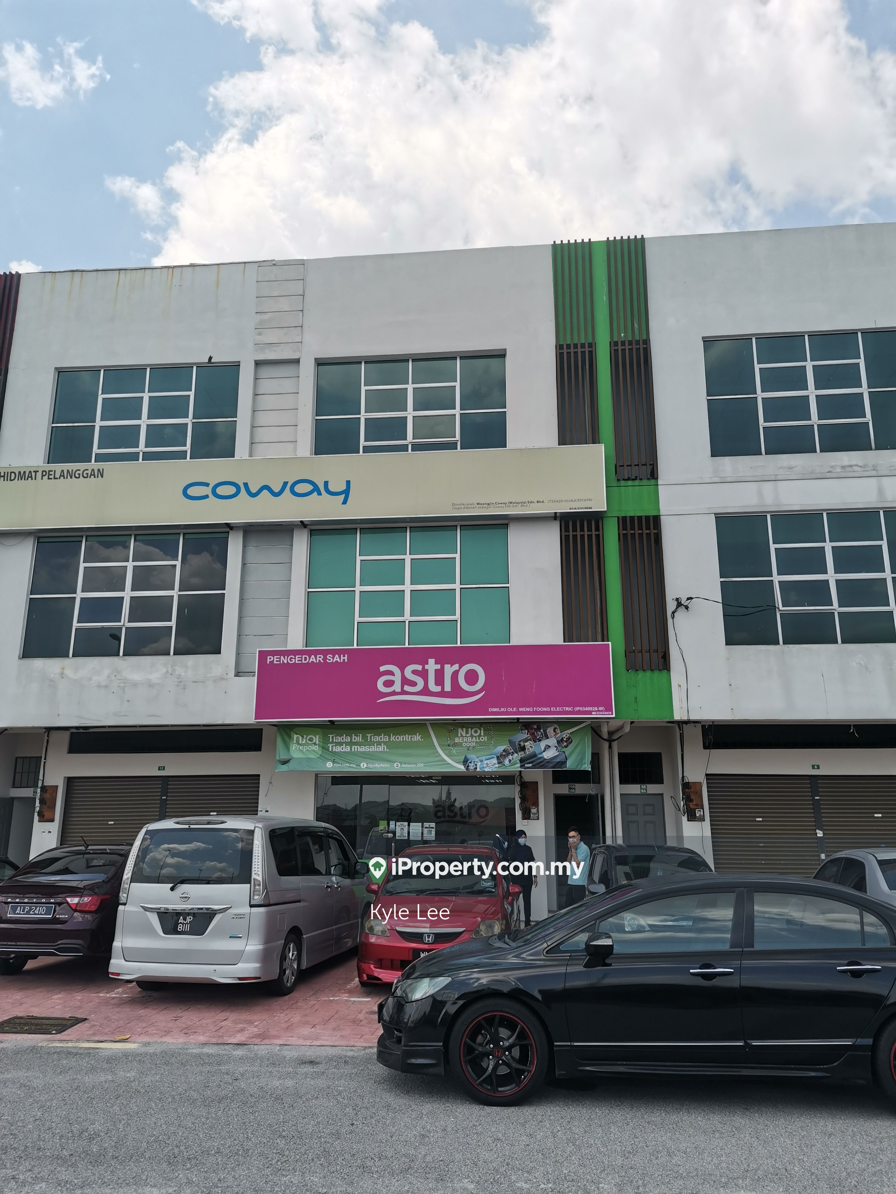 Jelapang TRIPLE STOREY SHOP ~FREE LEGAL FEE AND STAMP DUTY ~BOOKING ONLY RM3000, Jelapang, Ipoh