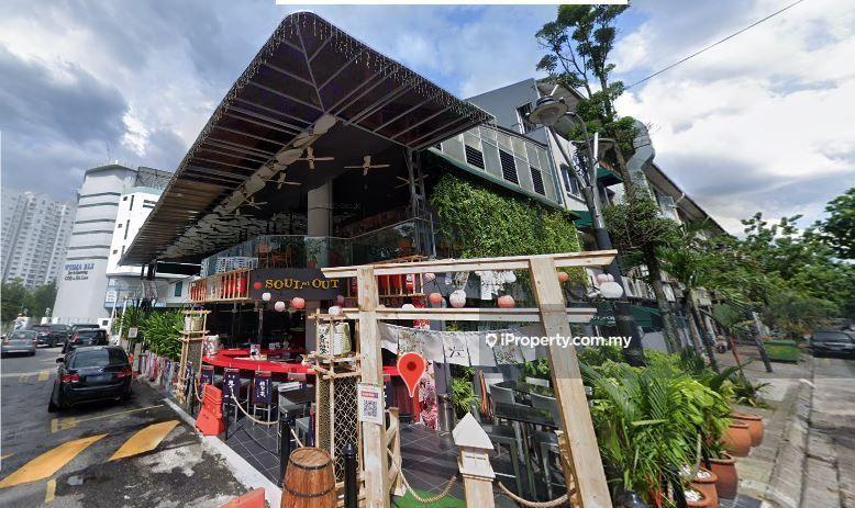 4 storey shop for sale, Desa Sri Hartamas, Kuala Lumpur, Sri Hartamas
