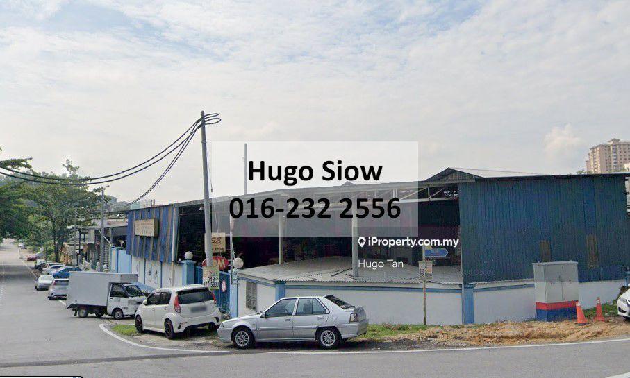 Detached Warehouse @ Taman Ehsan, Kepong, Taman Ehsan, Kepong