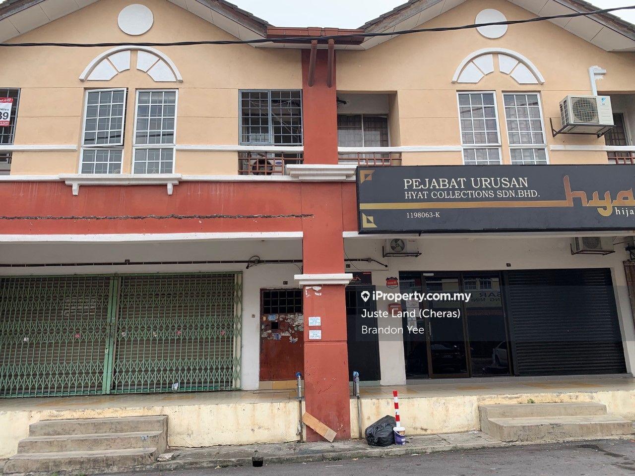Shop Taman Putra Budiman, Serdang, Balakong