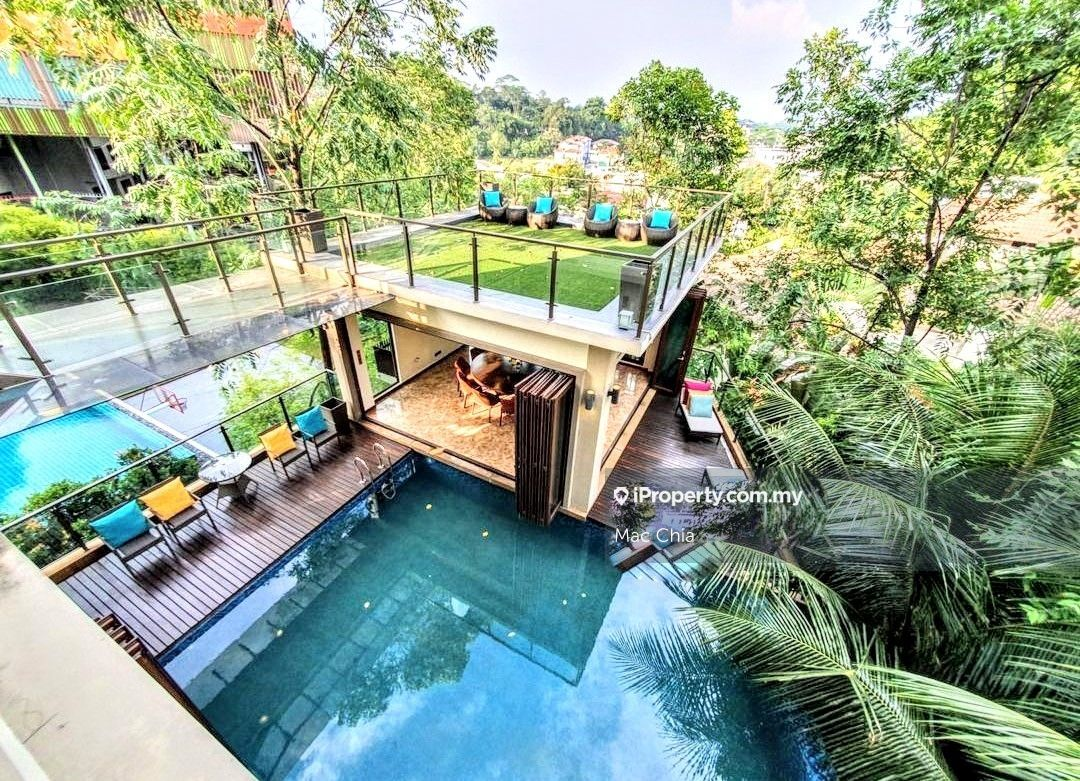 Bukit Damansara, KL, Taman SA, Damansara Heights
