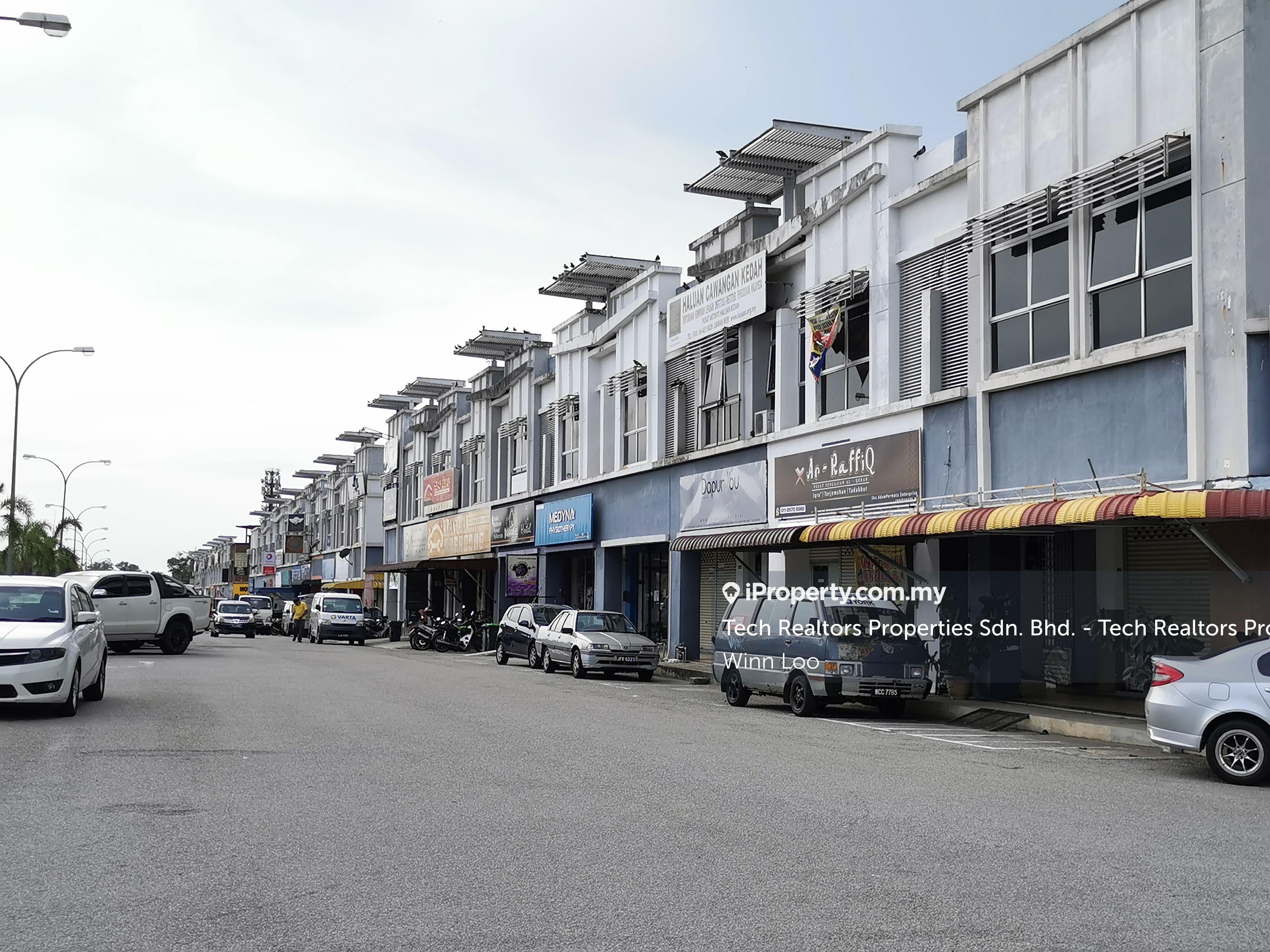 Bandar Laguna Merbok, Bandar Laguna Merbok, Sungai Petani