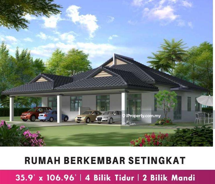 Banting Olak lempit, Kuala Langat