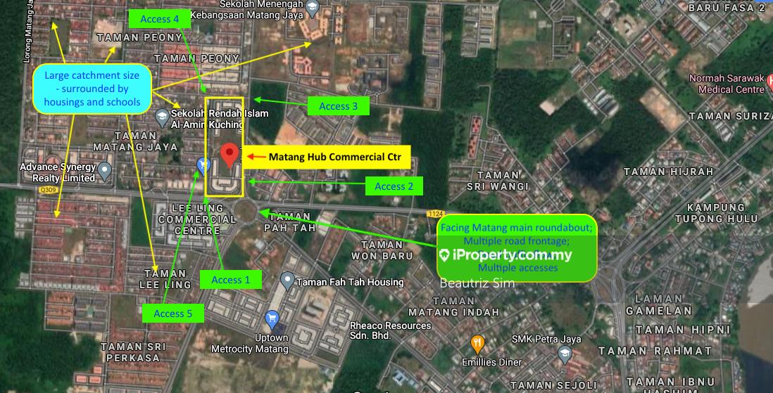 Matang Hub Commercial Centre, Kuching