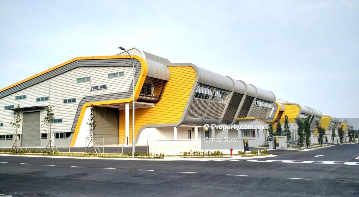 Nusajaya Tech Park BUA 14k 300amp Semi-D Factory, Gelang Patah, Iskandar Puteri (Nusajaya)