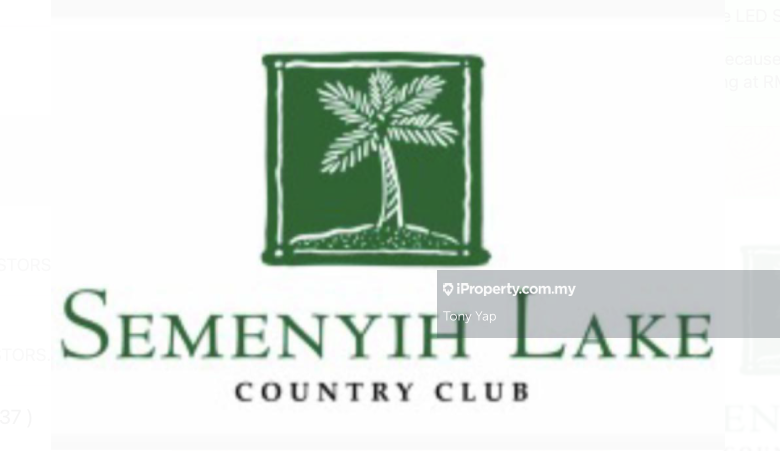 SEMENYIH LAKE COUNTRY CLUB, Taman Tasik Semenyih, Semenyih