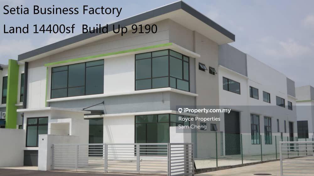JB 157 Setia Business Park 1, Setia Business Park 1, Gelang Patah