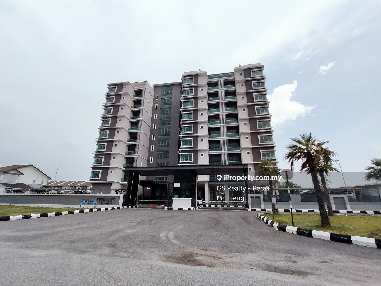Parkview Residences, Bandar Siber, Ipoh
