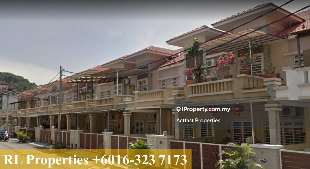 Double Storey Terrace Corner @ Relau, Bayan Lepas, Bayan Lepas