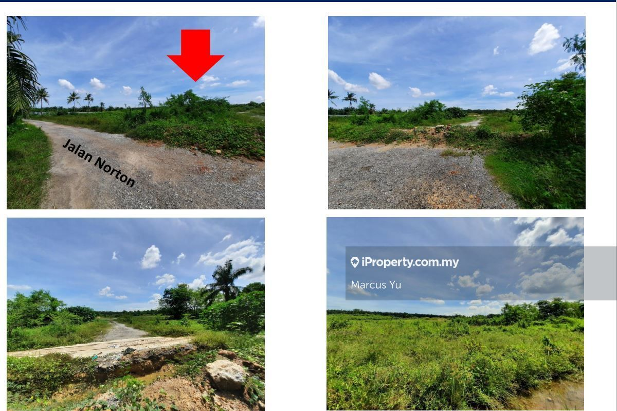 4.5 acres Jenjarom Agriculture land for sales (zoning Industry ) , Jenjarom