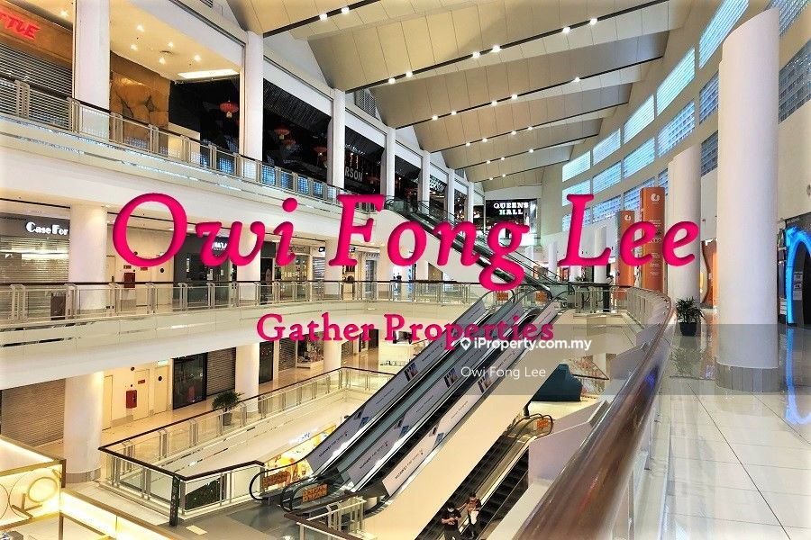 Queensbay Mall 2nd Floor Central Zone High Traffic, Bayan Lepas