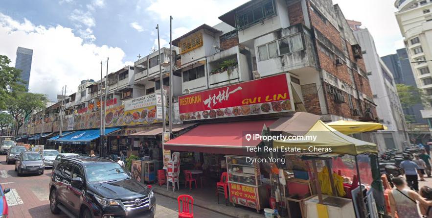 Jalan Alor, Bukit Bintang, Kuala Lumpur, Bukit Bintang