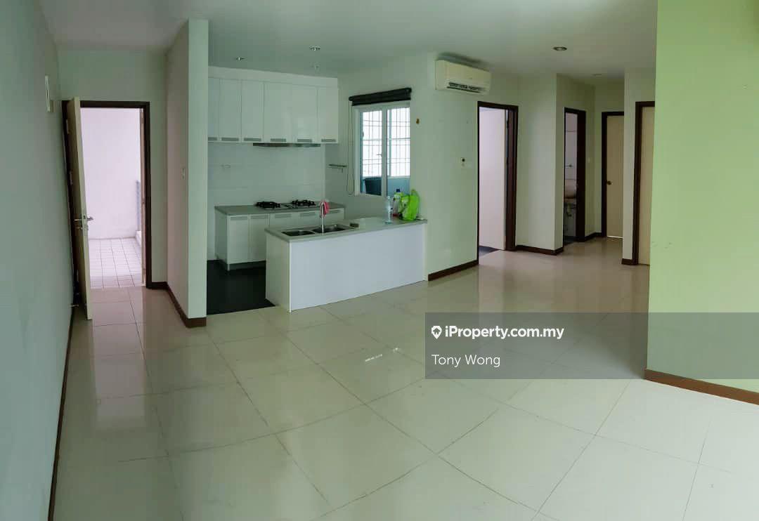 Lembah Shantung Apartment, Penampang