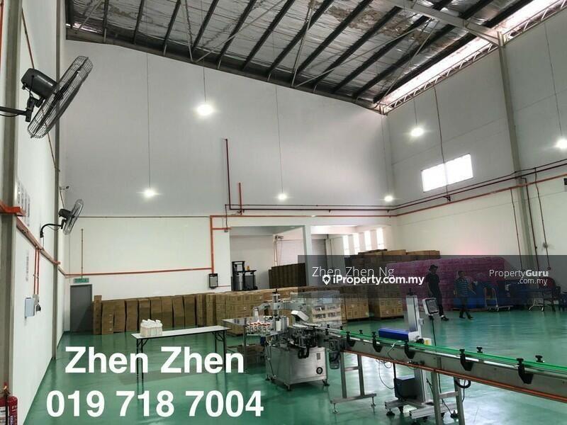 Kawasan Perindustrian SiLC Factory For Sale Iskandar, Gelang Patah, Johor Well Renovated 400 AMPS, Gelang Patah, Iskandar Puteri (Nusajaya)