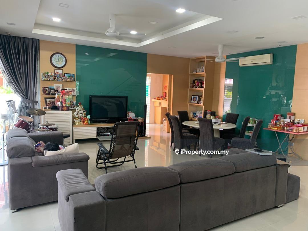 Laman Residen Semi-D Areca Residence Kepong, Jalan Ipoh