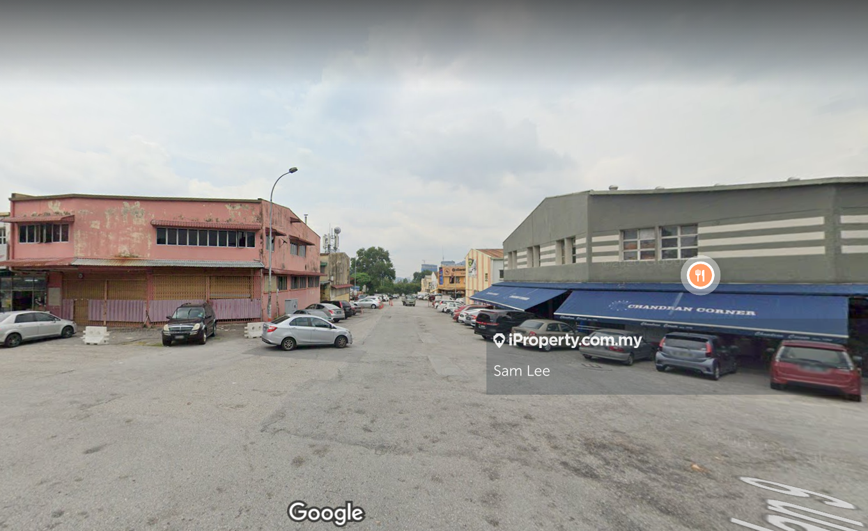 Taman Perindustrian Ehsan Jaya, Kepong Light Industrial Park, Taman Sri Ehsan, Sri Edaran, Kepong