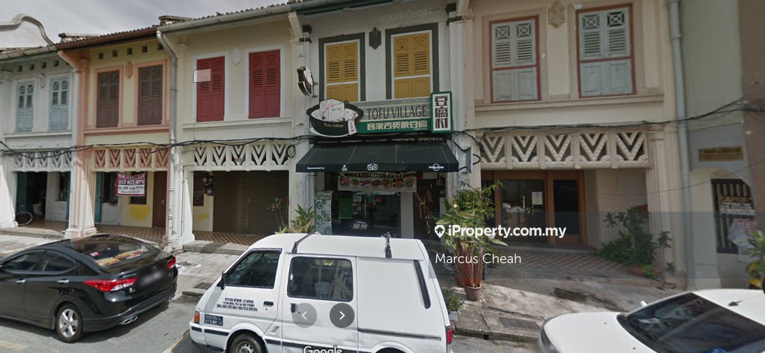 commercial property, church street, Georgetown
