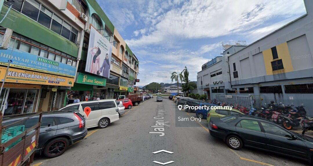 Jalan changkat Permata, Jalan Changkat Permata, Taman Melawati, Taman Melawati