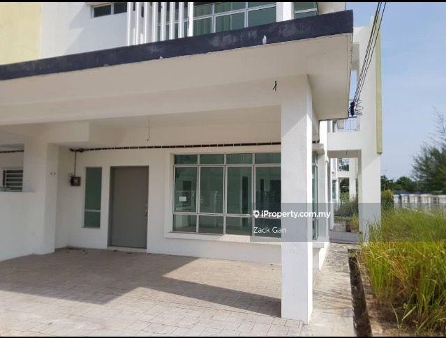 Olive Bandar Hillpark Puncak Alam End Lot For Rent, Bandar Puncak Alam