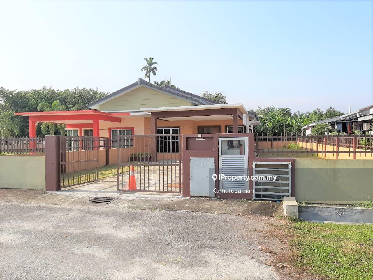 Jalan Merbuk, Jenjarom, Kuala Langat