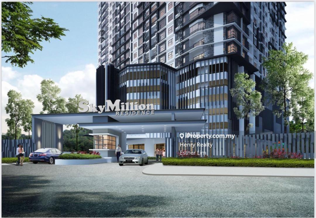 SkyMillion Residence @ Nosoob, Penampang