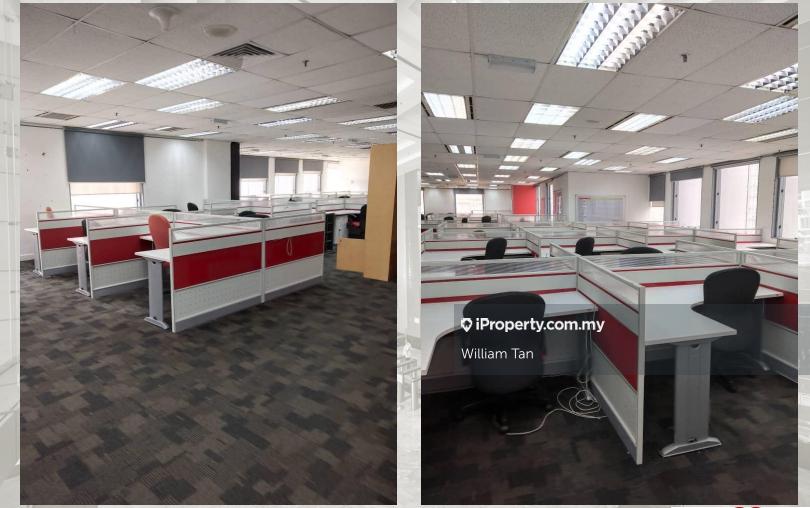 Menara Ambank nearby KLCC 11,461 sqft office for rent at RM57K, City Centre