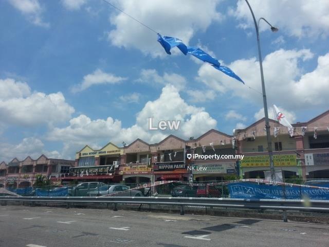 Pusat Perdagangan Seri Kembangan , PSK ,Bukit Serdang,Olive Hill,Merchant Avenue,Equine Boulevard, Seri Kembangan