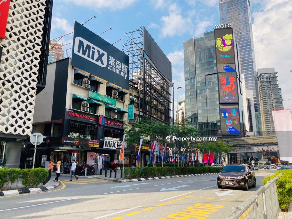Bukit Bintang en bloc shop for rent , Bukit Bintang