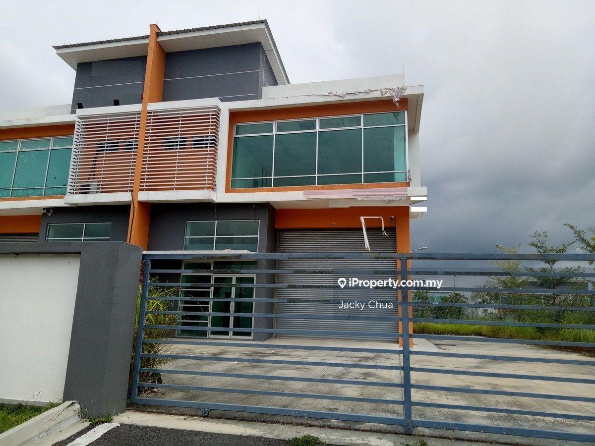 Smart Industrial Park @ SILC, Gelang Patah