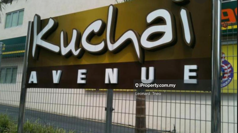Kuchai Avenue, Kuchai Entrepreneurs Park, Kuchai Lama