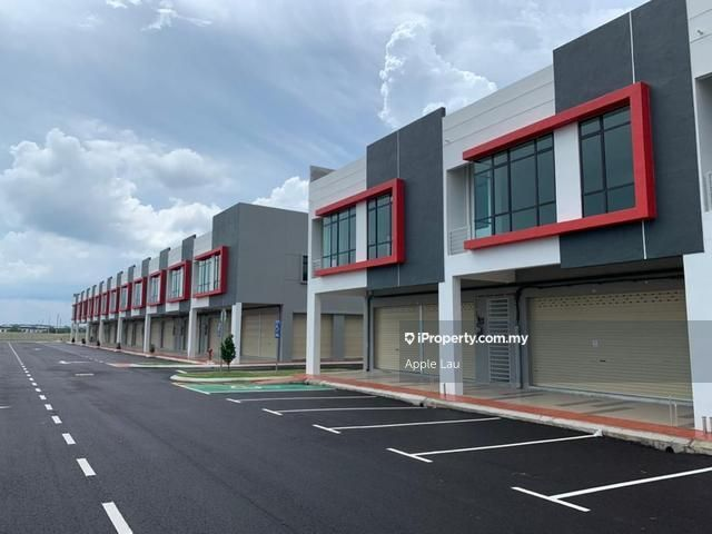New Launch, 2 Storey Shop Office Cheapest in Town , Seremban