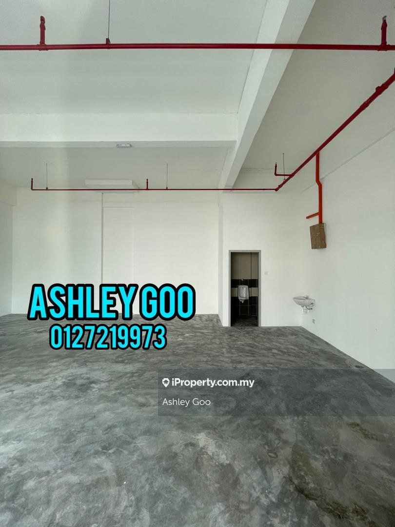 Golden Triangle 2 Ground Floor Shop Lot, Sungai Ara