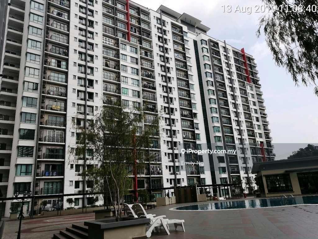V-Residensi, Rawang
