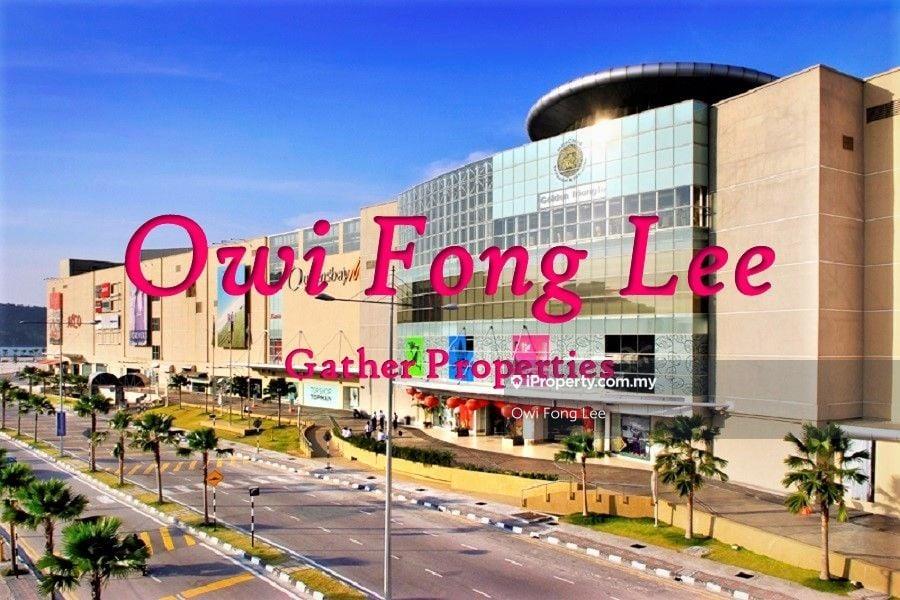 GROUND FLOOR Queensbay Mall Higher ROI (Value Invest), Bayan Lepas